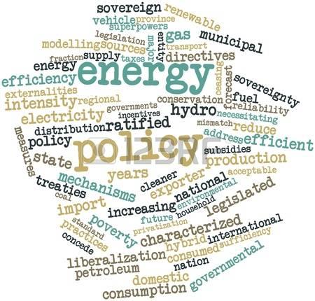 Kebijakan Energi